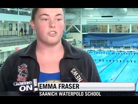 Emma Fraser signs scholarship with Arizona States University