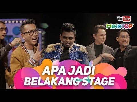 Cover Lagu Apa Jadi Belakang Tabir MeleTOP | Afgan, Santesh Kumar, Dato' Afdlin Shauki, Shiro HITSLAGU