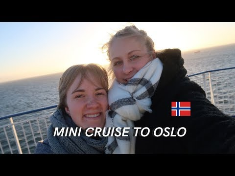 ONE DAY IN NORWAY: Mini Cruise From Copenhagen to Oslo | Merete