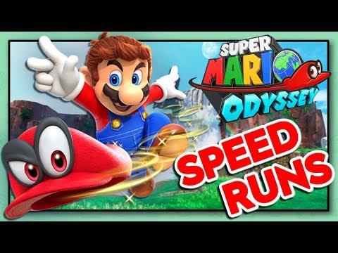 Super Mario Odyssey Any% Speedruns | How Do We Speedrun Again LOL?