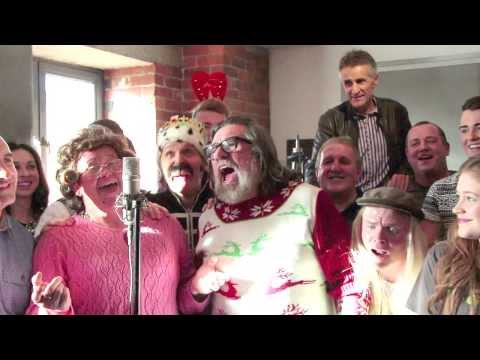 """The GREENROOM Christmas Charity Single - """"Do they know it"""