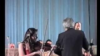 Tchaikovsky: Violin Concerto (3rd Mvt) / Tatiana Samouil
