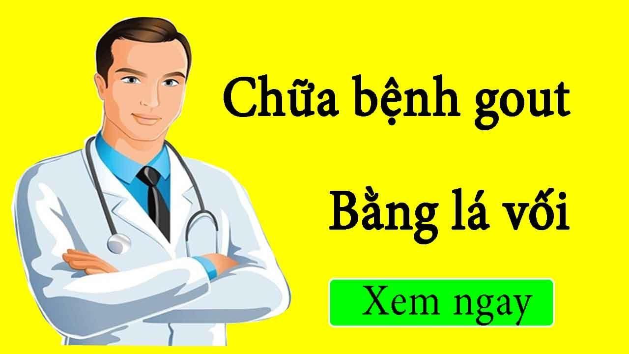 Lá vối chữa bệnh gout có được không?