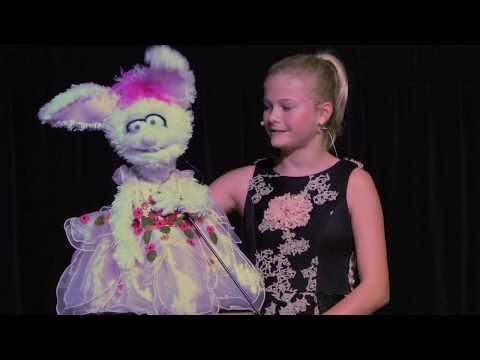 Darci Lynne & Petunia sing the BC Clark Jingle