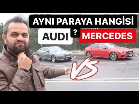 2. EL Audi A5 Sportback Vs 0 Km Mercedes A Sedan | Aynı Paraya Hangisi?