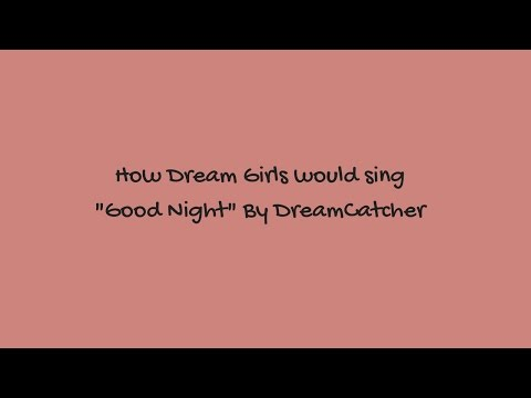 {Project Group} How Dream Girls would sing