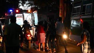 Gefängnisrevolte auf Sri Lanka