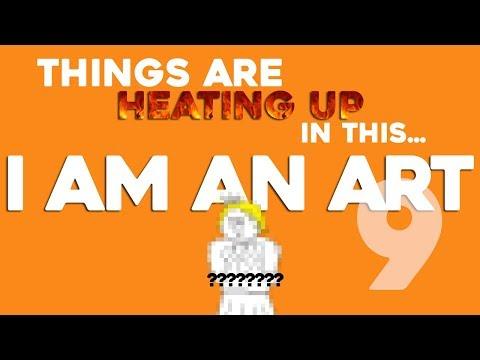 I am an art 9