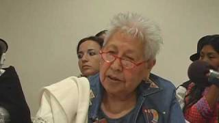 Dr. Henrietta Mann (Southern Cheyenne) Speaks about Climate Change at the UN.