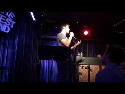 Corey Cott @ The West End Lounge 'The Wizard and I'