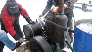 Maamoottorin kirous