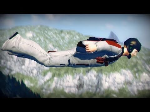 Skydive: Proximity Flight - Debut Trailer (2011) OFFICIAL | HD