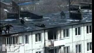 Уничтожение боевиков во Владивостоке