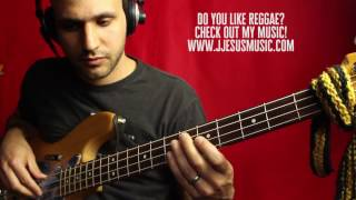 Lively up Yourself - Bob Marley - QUALITY Sound Bass Cover - JJesusMusic