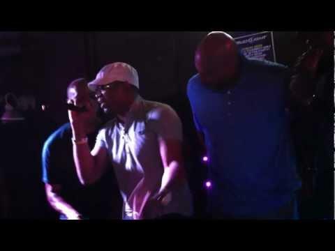 Stuart Scott, Charles Barkley and Jay Harris singing Rapper Delight