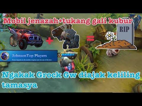 Grock Diajak Keliling Tamasya Sama Top Global Jhonson