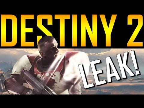 DESTINY 2 LEAK! RELEASE DATE! PUBLIC BETA!