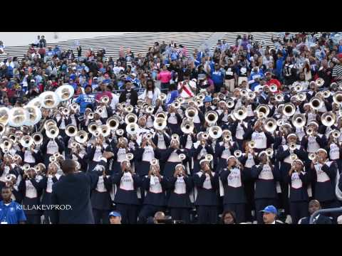 Tennessee State University - Nolia Clap - 2014