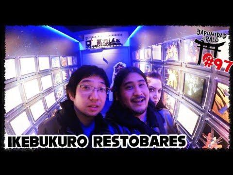 ROBO KICHI / EBIYA - Restobares de Ikebukuro [LJAP 97]