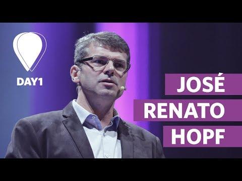 """Day1   José Renato Hopf: """"Não sou fundador de nada, sou um engajador de fundadores"""""""