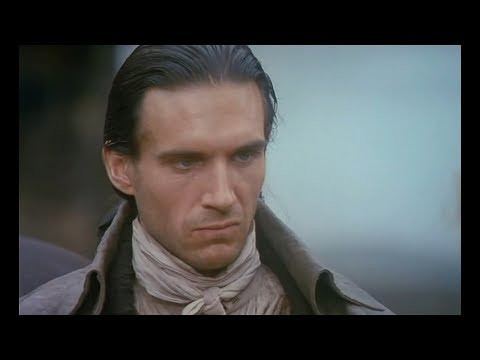 Ralph Fiennes gets angry