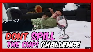 DON'T SPILL THE GLASS CHALLENGE