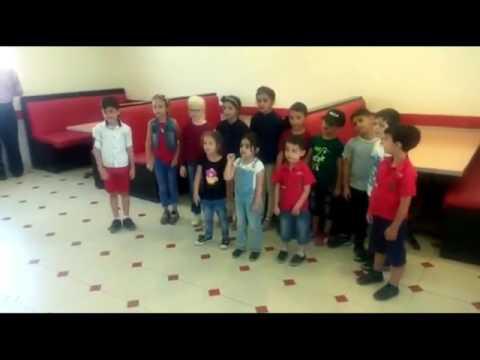 "Domino's Kids Events ""Amman_Jordan"""