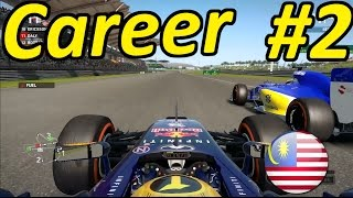 F1 2015 Modded Career Mode Part 2: Malaysia