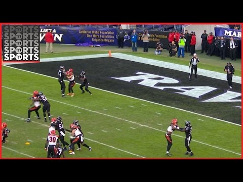 Ravens End Game On Wild Penalty Filled Play