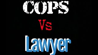 🔴🔵Lawyer owns Cop In Court