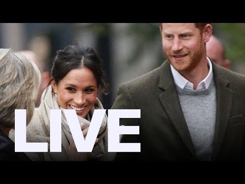 Prince Harry, Meghan Markle Lifetime Movie Dream Cast | ET Canada Live