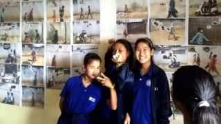 Nepal - The Bubble Project at Srongtsen Bhrikuti Boarding High School