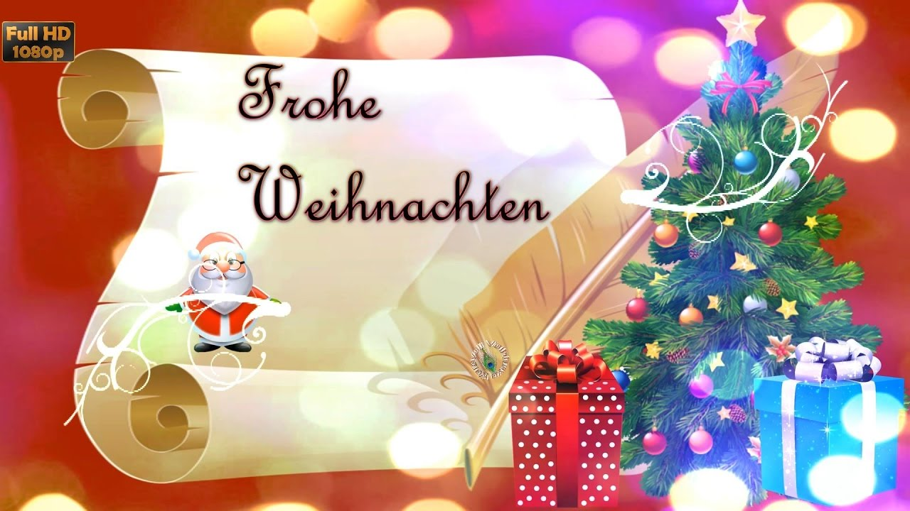 Merry Christmas 2016 Greetings Happy Christmas Wishes In German