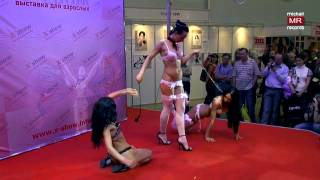 РАСПУТИН мужской клуб, на X-Show 2012    (patr 2)
