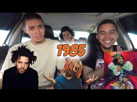 J Cole  1985 Lil Pump DISS? REACTION REVIEW
