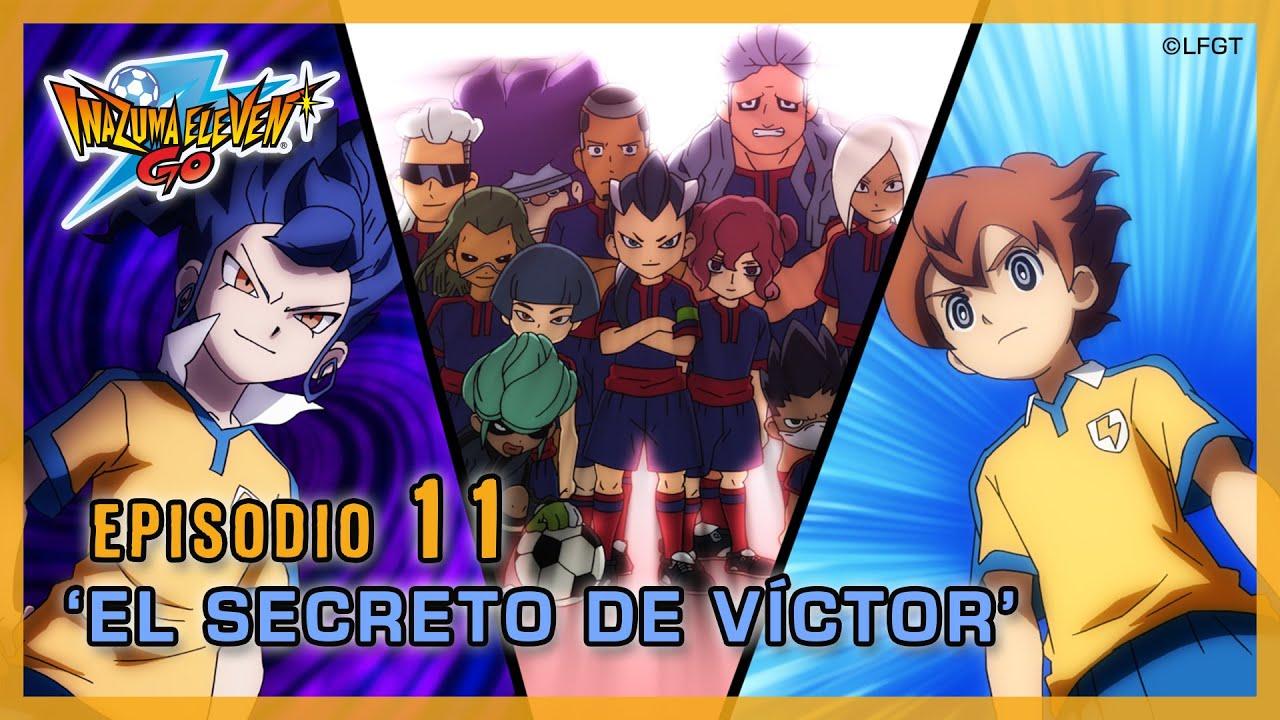 Episodio 11 inazuma eleven go castellano el secreto de - Inazuma eleven go victor ...
