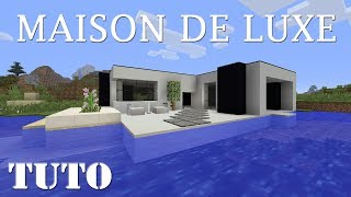 MINECRAFT - Maison de luxe (ps4)