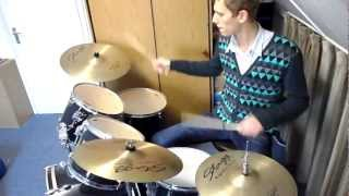 Drum cover: Triumvirat - The March To The Eternal City (1975)