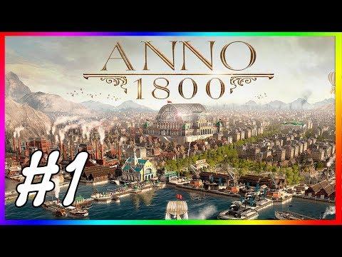 ANNO 1800 COOP 1 XÂY DỰNG ĐẢO QUỐC PHỒN VINH !!!