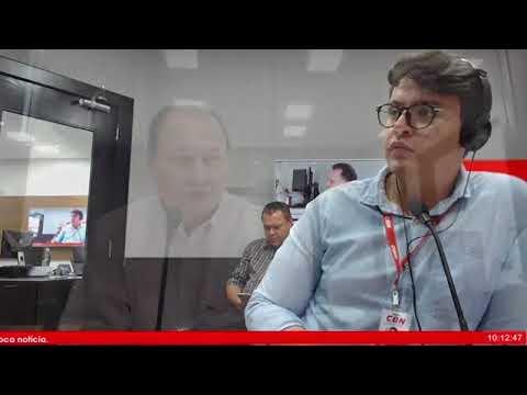 Entrevista CBN Campo Grande: Marcelo Miglioli, sec. de Infraestrutura