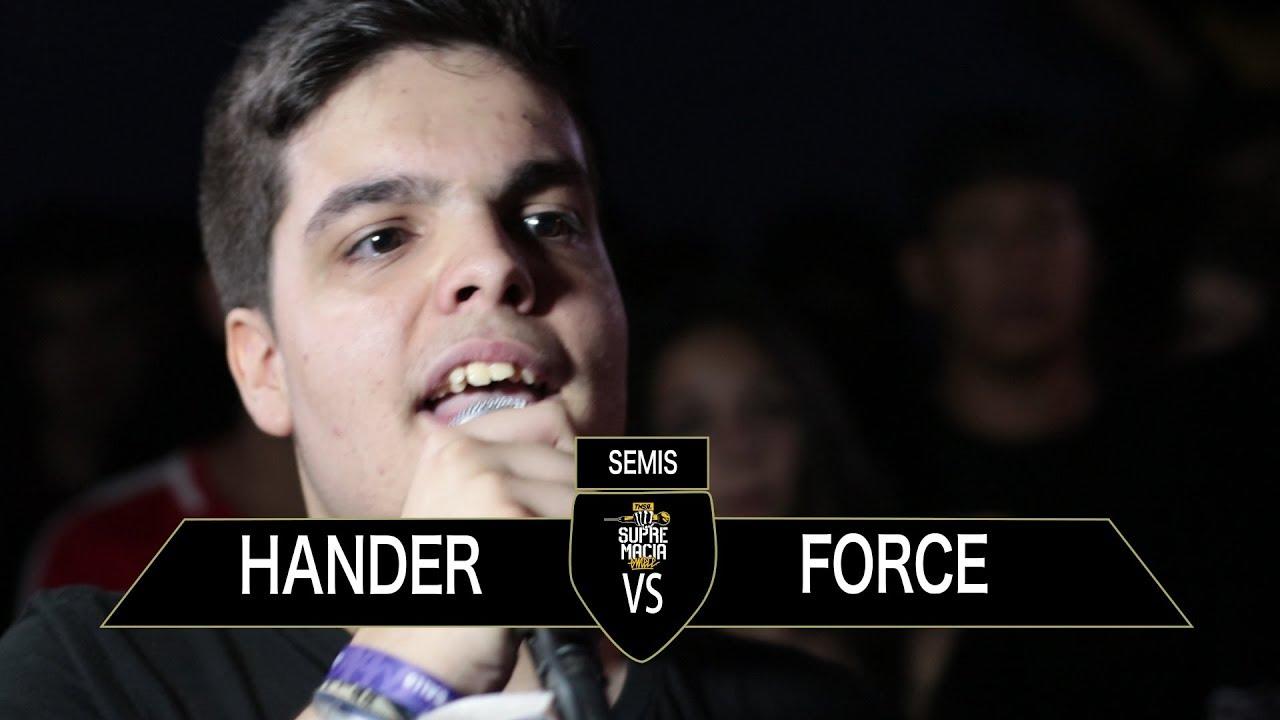 Resultado de imagen de hander vs force