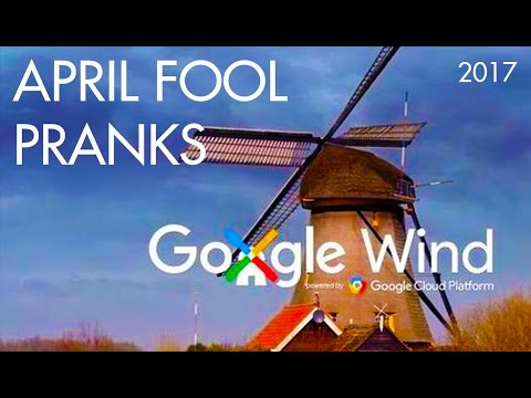 Top 10 April Fool Pranks Done By Major Companies (2017)