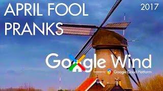 Top 10 April Fool Pranks Done By Major Companies (2017)