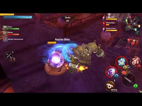 Dungeon Hunter 5 *sombriu*  Co - Op