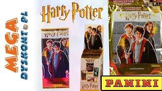 Panini  Harry Potter & LOL Surprise ✨ Zestaw startowy  Album i szaszetki