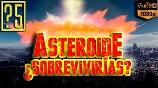 [Reto Interactivo] ¿Sobrevivirías al impacto de un gran Asteroide apocalíptico contra la Tierra? thumbnail