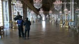 Behind the Scenes on a Museum Secrets Shoot at Versailles (Vlog)