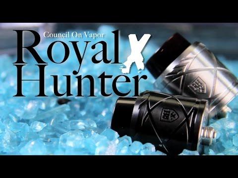 New ROYAL HUNTER X RDA by COV ~RDA REVIEW~