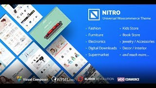 Nitro - Universal WooCommerce Theme from ecommerce experts PREVIEW