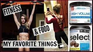 My Favorite Things for Jan 2017 | Fitness & Food